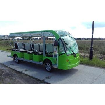Pojazd elektryczny typu meleks