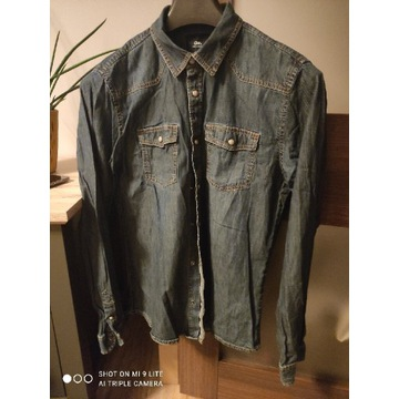 Koszula jeans Ckh clickhouse C&A