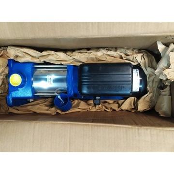 Jednofazowa pionowa pompa wielokomórkowa Lowara 5V