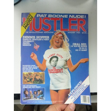 Hustler 1984 Styczeń