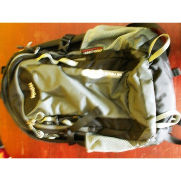 Bergson plecak turystyczny EVJE 30L Logowany