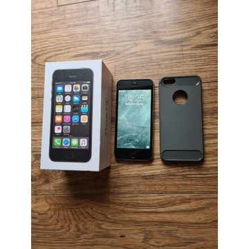 Apple iphone 5s space gray 16gb ios smartfon