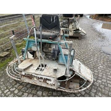 Zacieraczka do betonu  Kreber K 436 2-T z Niemiec
