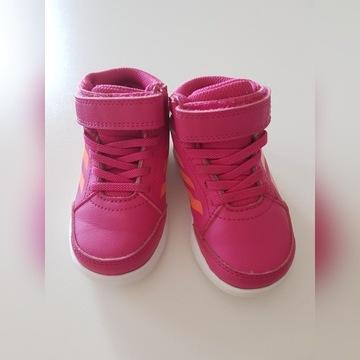 Buty dziewczęce rozm. 21 ADIDAS
