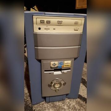 Komputer Pentium 4 2.4GHz / 2GB RAM / 60GB HDD