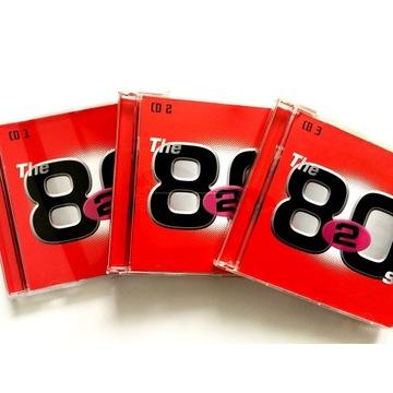 The 80's Vol.2 / 3 × CD, Box Set