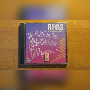 "Płyta CD ""Night Rhythms"""