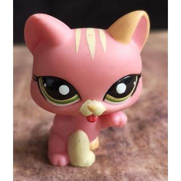 Littlest Pet Shop LPS unikat cat kotek