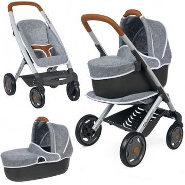 Maxi Cosi Wózek 3 w 1 Filcowy Dla Dzieci