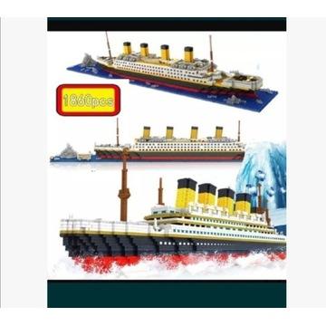 Lego'TITANIK  1860szt.Nowe  promocja