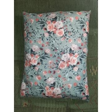 Poduszki z łuską gryki i kwiatem lawendy 45X35