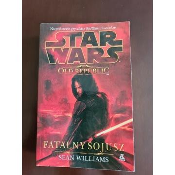 Star wars Fatalny sojusz gwiezdne wolny