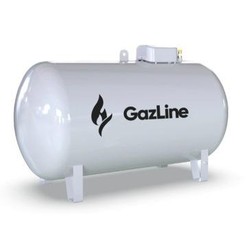 Zbiornik, butla na gaz propan LPG 2700L.