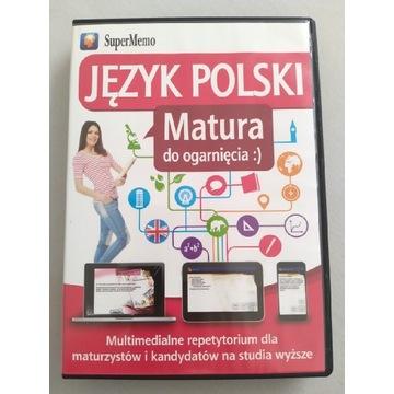 Język polski matura do ogarnięcia CD-ROM