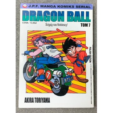 Komiks Dragon Ball - tom 7