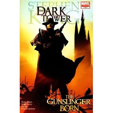 KING DARK TOWER THE GUNSLINGER BORN