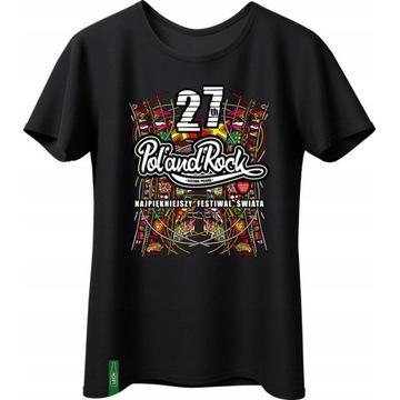Koszulka festiwalowa lech 2021 polandrock festival