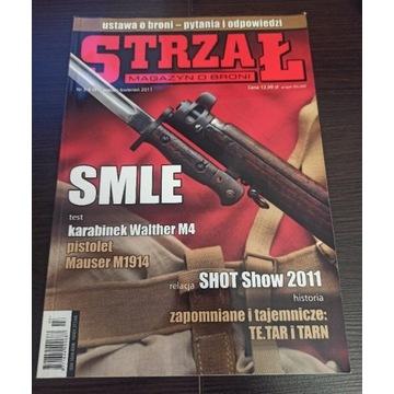 Strzał nr 3-4 (91) marzec-kwiecień 2011