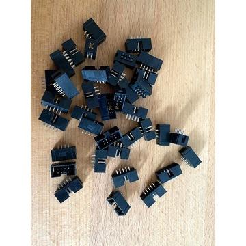 Wtyk IDC 10pin prosty arduino - 16 szt