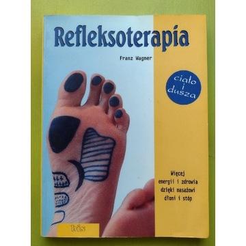 Refleksoterapia Franz Wagner masaż dłoni i stóp