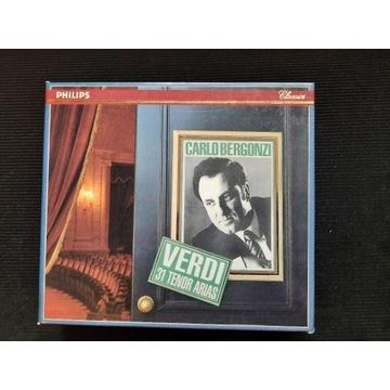 Carlo Bergonzi Verdi Arias Philips 3 CD Okazja