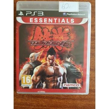 Tekken 6 PS 3