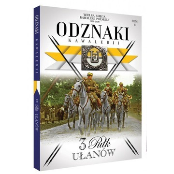 Książka tom 8 Wielka Księga Kawalerii Polskiej
