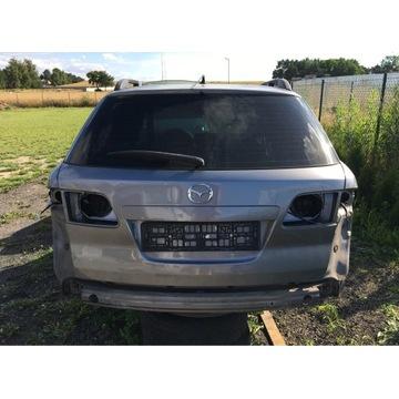 Mazda 6 kombi pas tył, wanna, błotniki tył, klapa