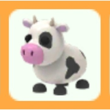 Roblox Adopt Me Cow