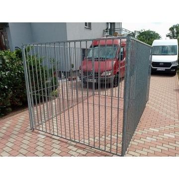 Kojec klatka dla psa 3×2