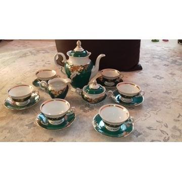 Piękny serwis porcelana- lata PRL