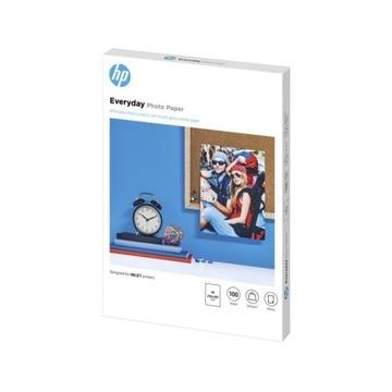 Papier fotograficzny HP Everyday, 100 arkuszy A4