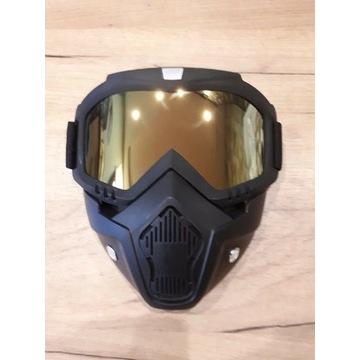 Google maska narciarska snowboard narty