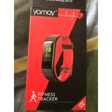 Yamay fitness tracker zegarek opaska sportowa