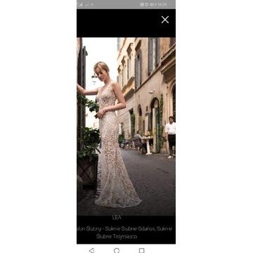 Suknia ślubna Lea nowa