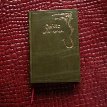 Hobbit czyli tam i z powrotem, Tolkien, oprawa