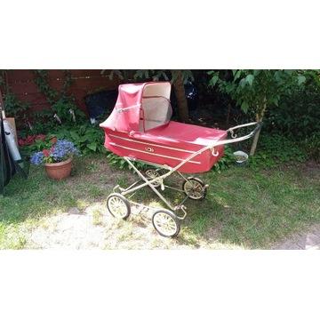 wózek dziecięcy z lat 80