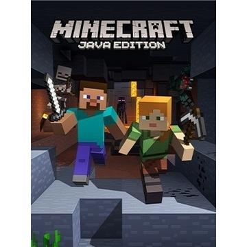 Minecraft Premium Java Edition PC