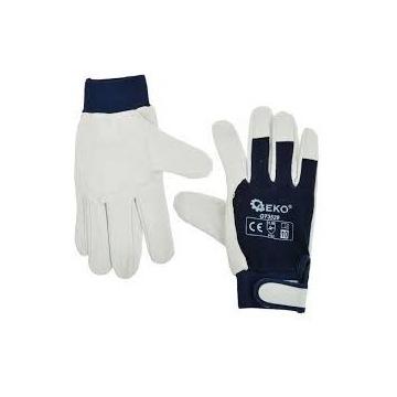 Rękawice robocze skórzane rozmiar 9(L)