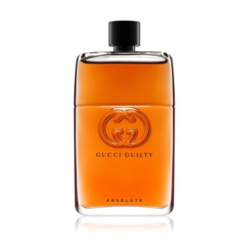 GUCCI Guilty Absolute 150ml+mały gratis