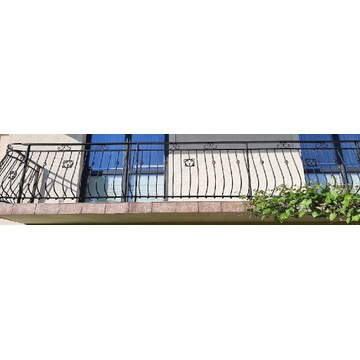 Balustrada stalowa (cena za mb do negocjacji)