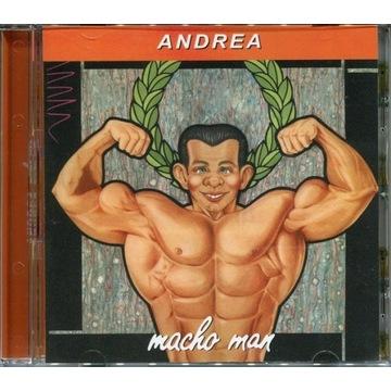 ANDREA Macho Man (The Single Collection)