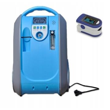 Koncentrator Tlenu mobilny z baterią