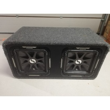 Subwoofer Kicker DS12L72 1500RMS
