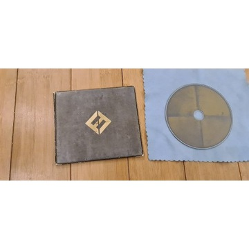 Foo Fighters Concrete and Gold CD Unikat