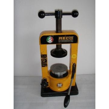 Prasa protetyczna hydrauliczna RECO