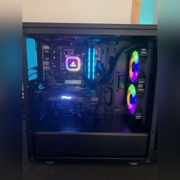 Nowy komputer i5 9600K RTX 2070 16GB 256 M.2/1Tb