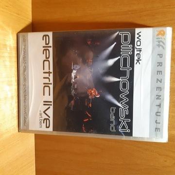 wojtek pilichowski band electric live DVD