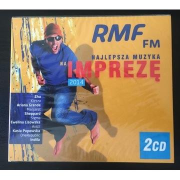 RMF FM Najlepsza Muzyka Na Imprezę 2014 [2CD] NOWA