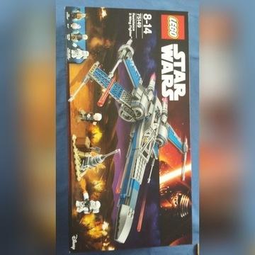 LEGO STAR WARS 75149 MYŚLIWIEC X-WING Nowy